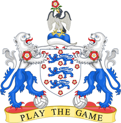 Coat of arms of the Football Association