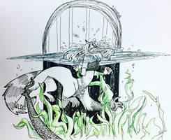 Liktober - Drowned