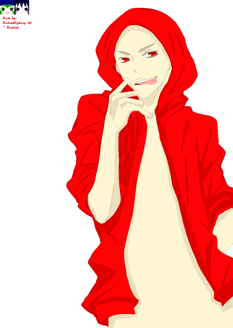 Sexy Guy Wearin' A Hoodie - Base by BritishCyborg-69 on ... Anime Female Base With Hoodie