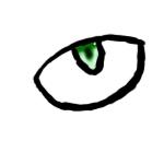 Dragon Eye by Whispering-Cranes