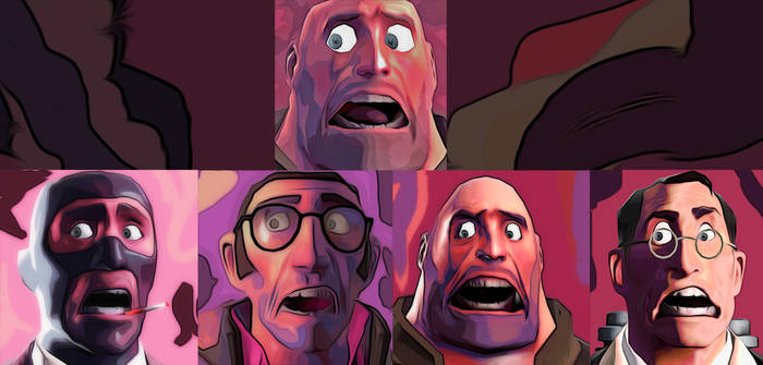 The Faces Of Fear
