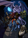 Gargoyles COLORS