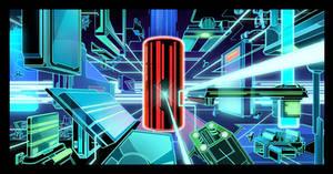 TMNT:BTTS - Cyberworld BG Colors