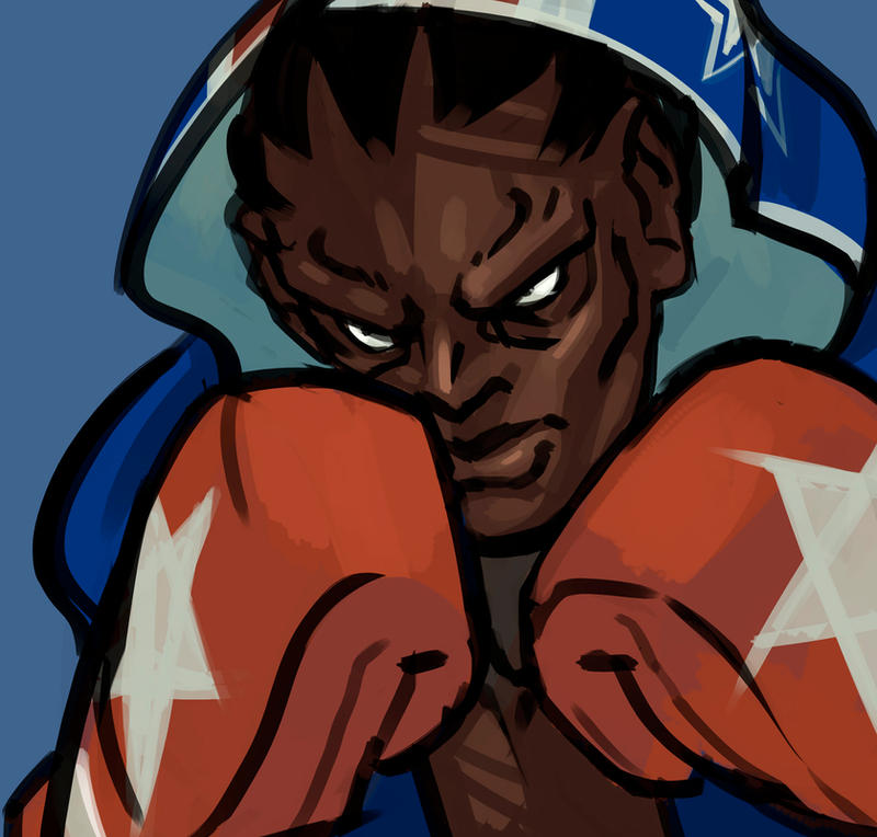 Boxer by Nexxorcist