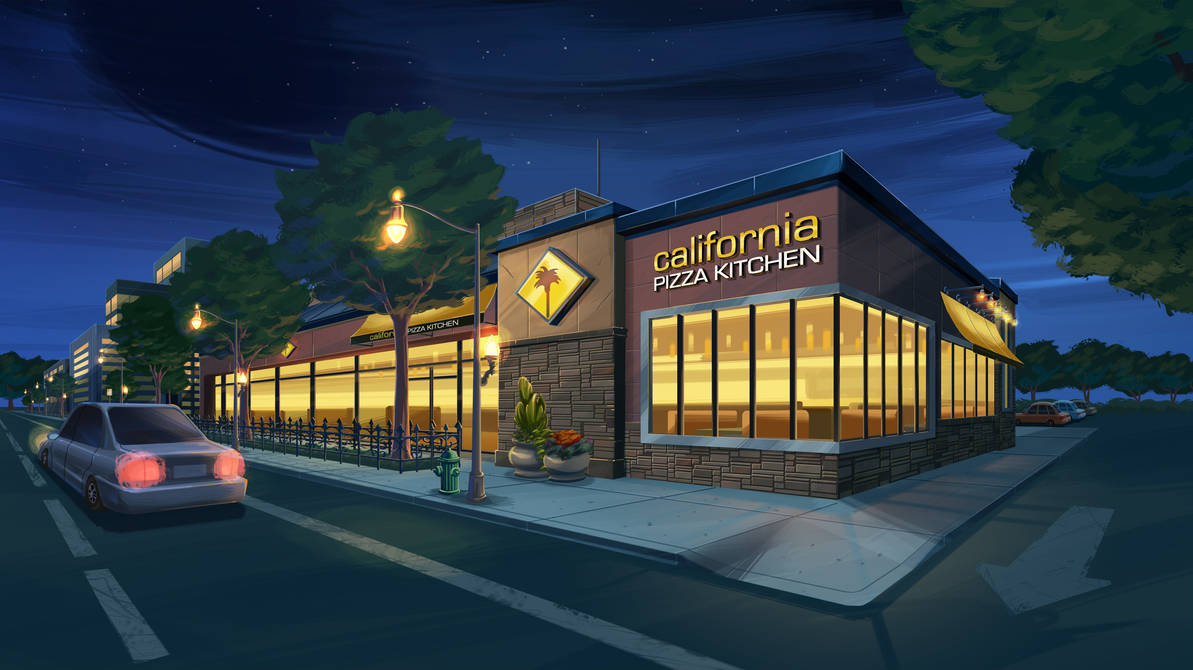 The Californiaest of Pizza Kitchens by Nexxorcist