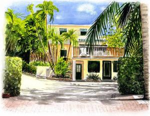 Beach House in Florida,USA