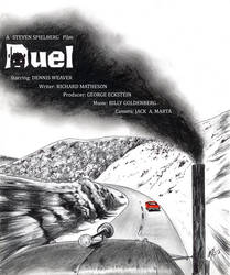 The `DUEL' Poster