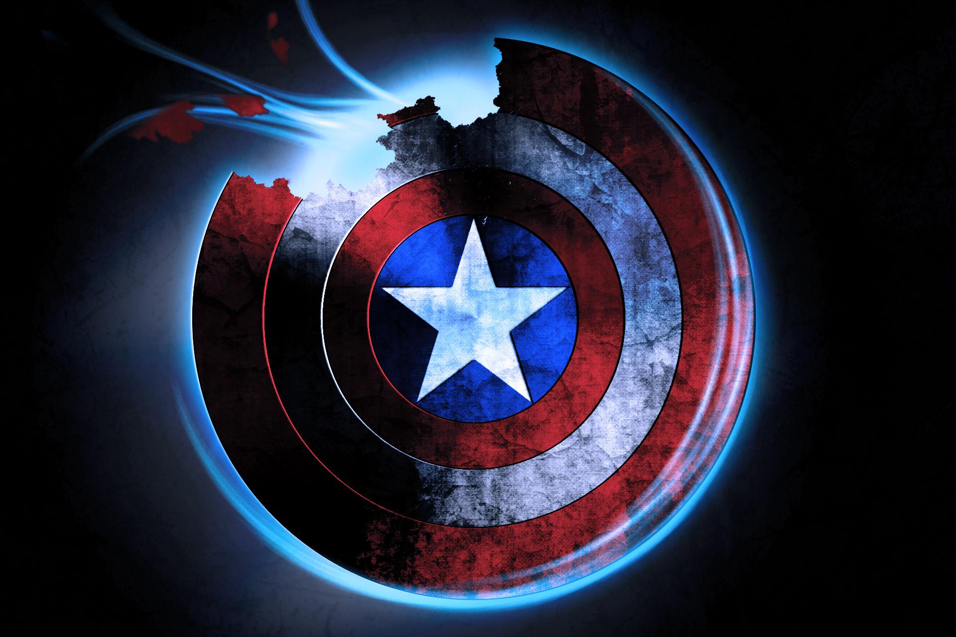 Captain America Shield Drawing: Captain America Shield By Doldoc On DeviantArt