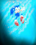 Sonic Can't Swim