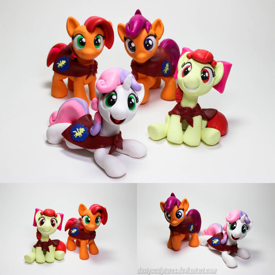 Cutiemark Quest! by dustysculptures