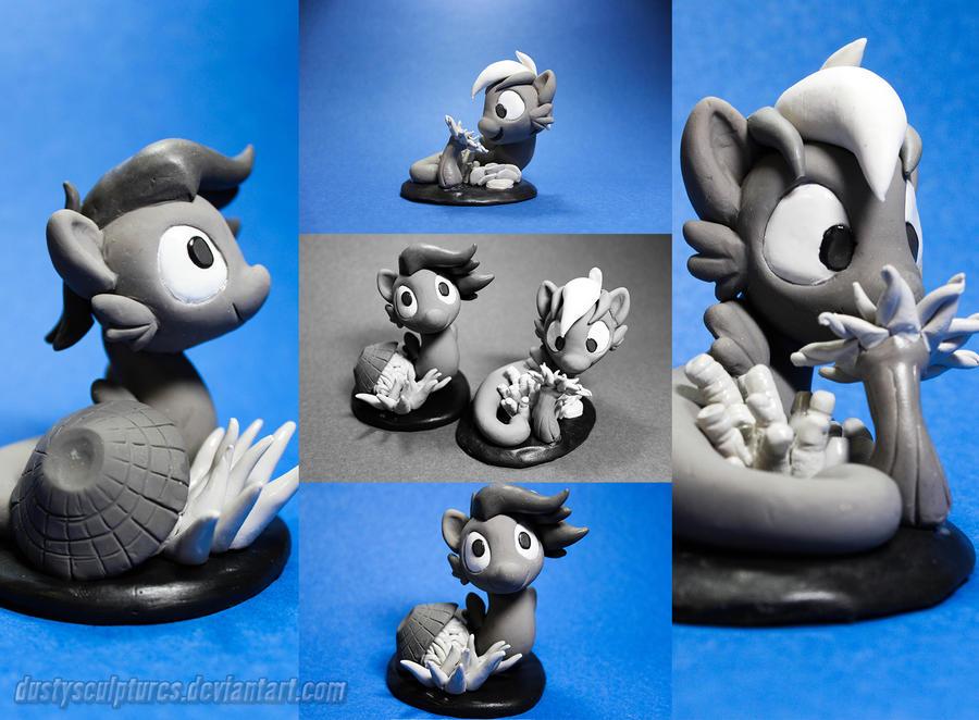 Shoo Be do! shoop. shoop. Be do~ by dustysculptures