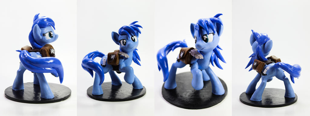 :Commission: OC Featherfall by dustysculptures