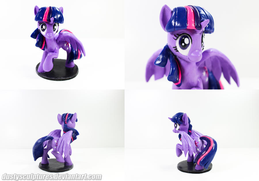 Princess Twilight is here! by dustysculptures