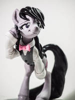 The more Orchestral Mare of the musician Pair by dustysculptures