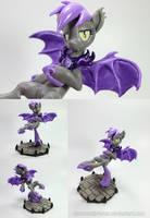 Midnight's Flight by dustysculptures