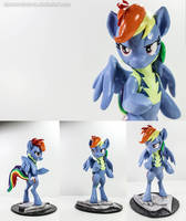 I feel the need by dustysculptures