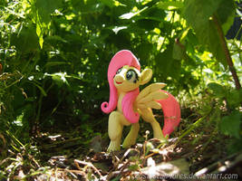 A Frolic thru the Forest 1 by dustysculptures