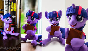 A Casual Read Comp by dustysculptures