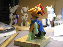 -WiP- I'm not a wizard by dustysculptures