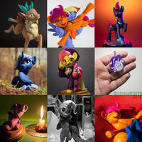 Year in Review - 2018 by dustysculptures