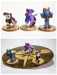 BronyCon Charity Auction by dustysculptures