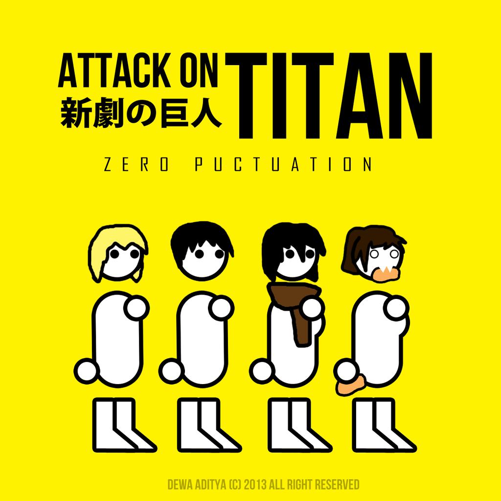 Zero Punctuation X Shingeki No Kyojin by dewa1808 on DeviantArt