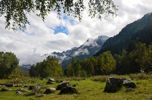 Whisper of mountains