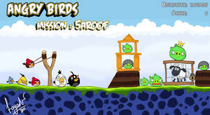 Angry Birds, Kharoof Mission