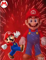 Super Mario Wallpaper by 1KamZ