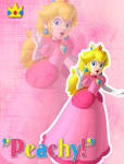 Princess Peach Wallpaper