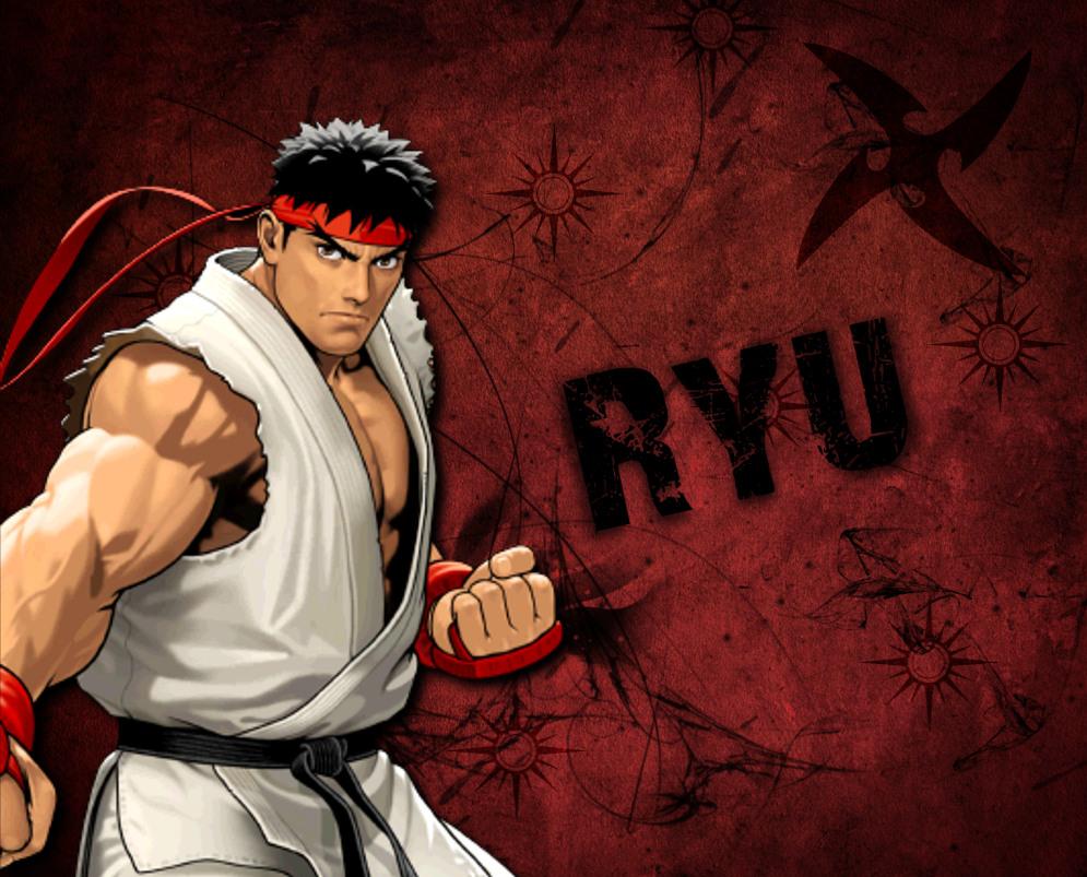 ryu street fighter wallpaper1kamz on deviantart