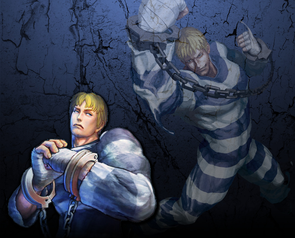Cody Street Fighter Wallpaper by 1kamz