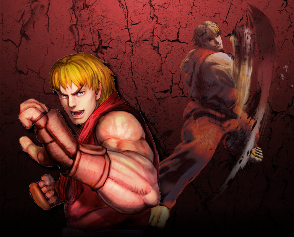 ken street fighter wallpaper - photo #16