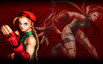 Cammy White Street Fighter Wallpaper