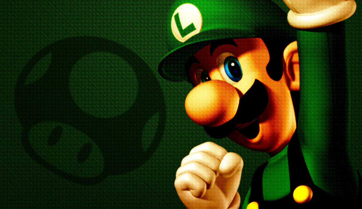 Super luigi wallpaper 2 by 1kamz on deviantart super luigi wallpaper 2 by 1kamz altavistaventures Gallery