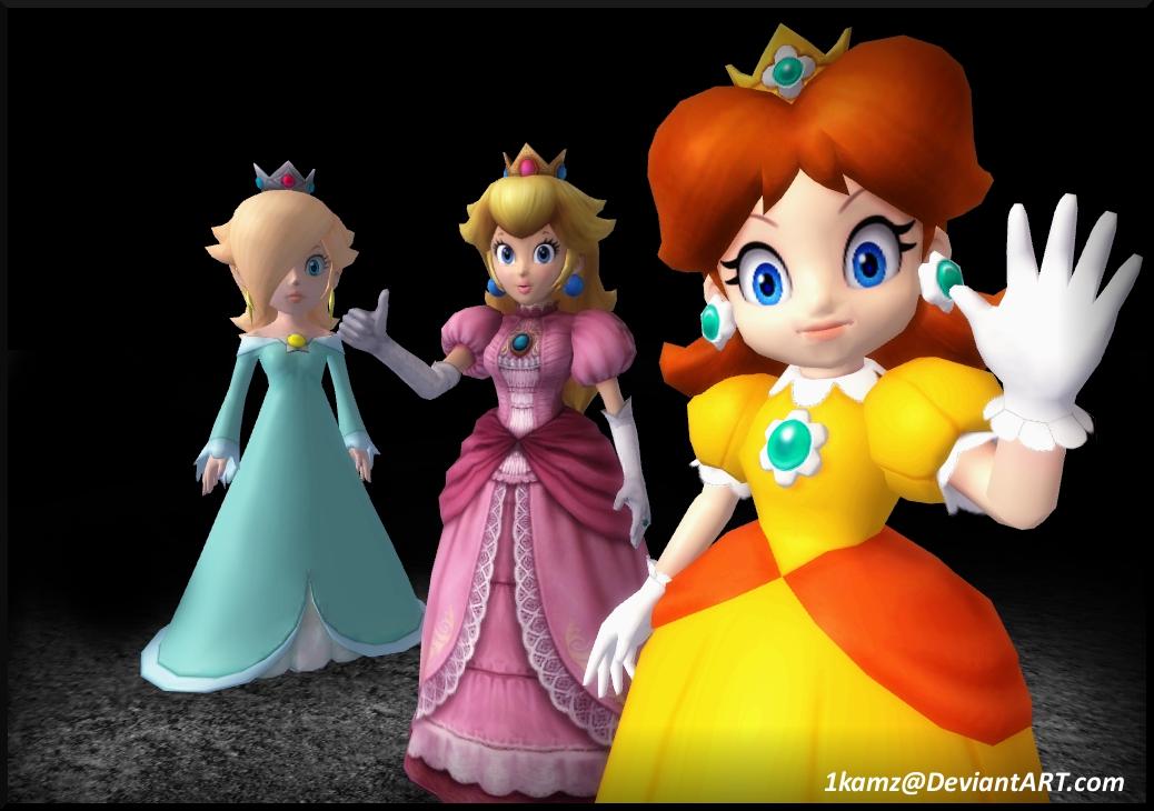 Princess Peach  Mario Kart Wii Wiki