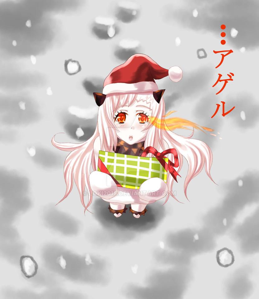 Christmas - Kancolle Boss by loki2015 on DeviantArt