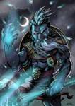 Frost Dwarf by Alejkito