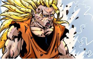 Goku SS3