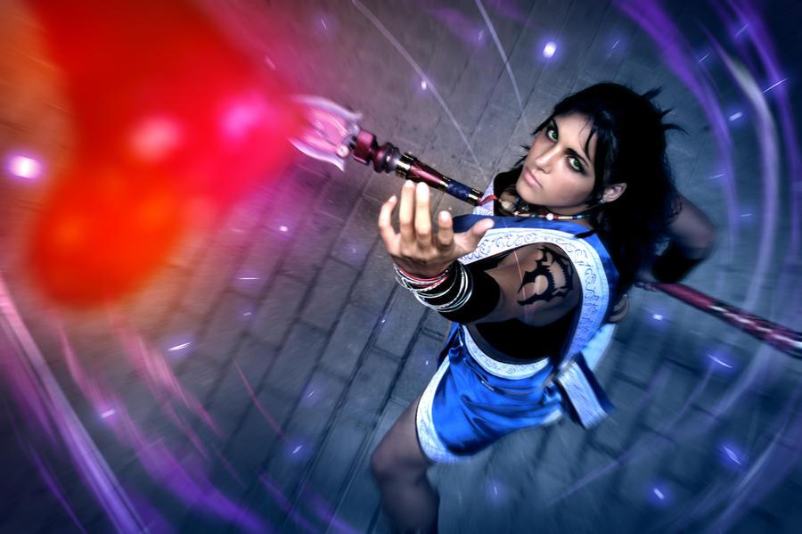 Oerba Yun Fang ID by GeckUP