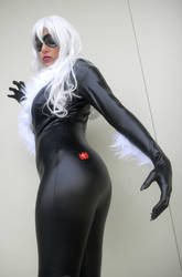 Balck Cat cosplay