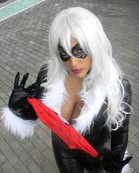 Balck Cat cosplay 2