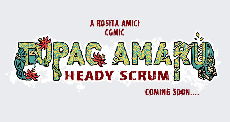 Patreon: Tupac Amaru-Rosita Amici comic