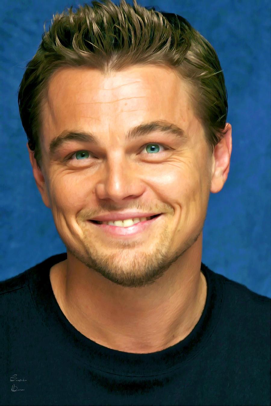Leonardo DiCaprio by Cozmiclove on DeviantArt Leonardo Dicaprio