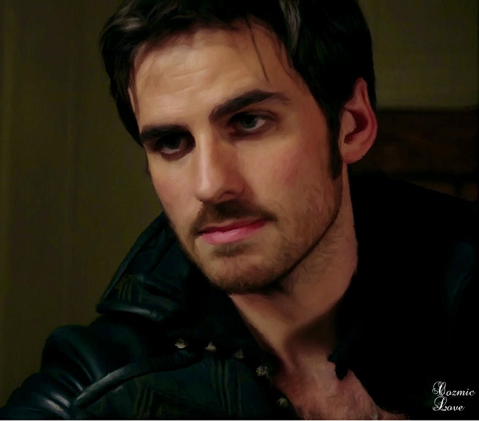 Captain Hook Once Upon A Time: Hook (Once Upon A Time) By Cozmiclove On DeviantArt