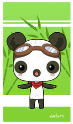 Panda by Charln
