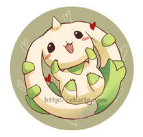 Terriermon by Charln