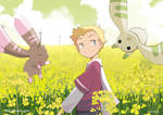 Field and digimon