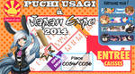 Plan japan expo 2014 by Charln