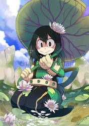 Froppy by Charln